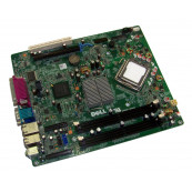 Placa de baza pentru Dell Optiplex 760 SFF, DDR 2, Model 0F373D, Fara shield, Second Hand Componente Calculator