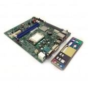 Placa de baza Acer H81H3-AD, Intel H81, Socket 1150, 2x DDR3, SATA III, DVI, cu Shield + Cooler, Second Hand Componente Calculator
