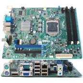 Placa de baza Dell OptiPlex 990 SFF, Model 0D6H9T, Socket 1155, Second Hand Componente Calculator