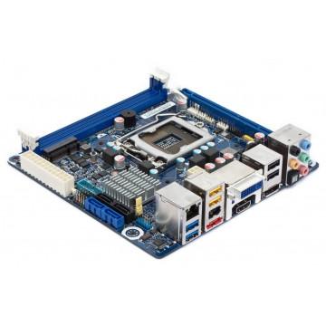Placa de baza Intel DH77DF, Mini-ITX, LGA 1155, Fara shield + Cooler, Second Hand Componente Calculator