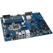 Placa de baza Intel DP55WG, Socket 1156, cu Shield, Second Hand Componente Calculator