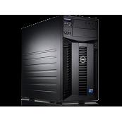 Server Dell PowerEdge T310 Tower, Intel Core i3-530 2.93GHz, 4GB DDR3-ECC, Hard Disk 250GB SATA, Raid Perc H200, Idrac 6 Enterprise, 2 PSU Hot Swap Servere second hand