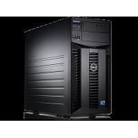 Server Dell PowerEdge T310 Tower, Intel Core i3-540 3.06GHz, 8GB DDR3-ECC, Hard Disk 1TB SATA, Raid Perc H200, Idrac 6 Enterprise, 2 PSU Hot Swap