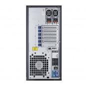 Server Dell PowerEdge T320 Tower, Intel Hexa Core Xeon E5-2430L 2.0 GHz-2.5GHz, 16GB DDR3 ECC Reg, 2x 2TB SATA, Raid Controller H310, idrac 7 Express, 2x LAN Gigabit, 2x Surse HOT SWAP, Second Hand Servere second hand