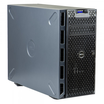 Server Dell PowerEdge T430 Tower, 2x Intel Hexa Core Xeon E5-2620 V3 2.4 GHz-3.2GHz, 32GB DDR4 ECC Reg, 2x 4TB SATA, Raid Controller H730, idrac 8, 2x LAN Gigabit, 2x Surse HOT SWAP, Second Hand Servere second hand