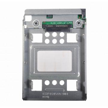 """Adaptor HDD SAS/SATA, Adapter Tray, 2.5"""" to 3.5"""" pentru server/workstation/PC, 654540-001 Componente Server"""