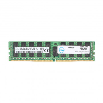 Memorie Server DELL 16GB PC4-2133P 2Rx4 Server Memory SNP1R8CRC/16G, Second Hand Componente Server