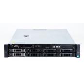 Server DELL PowerEdge R510, Rackabil 2U, 2x Intel Hexa Core Xeon X5650 2.66GHz - 3.06GHz, 128GB DDR3 ECC Reg, 8x 3TB HDD SATA, Raid Controller SAS/SATA DELL Perc H700/512MB, iDRAC 6 Enterprise, 2x Sursa HS, Second Hand Servere second hand