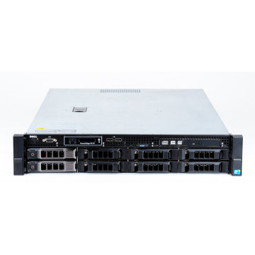 Server DELL PowerEdge R510, Rackabil 2U, 2x Intel Hexa Core Xeon X5650 2.66GHz - 3.06GHz, 16GB DDR3 ECC Reg, 4x 146GB HDD SAS/15K, Raid Controller SAS/SATA DELL Perc H700/512MB, iDRAC 6 Enterprise, 2x Sursa HS, Second Hand Servere second hand