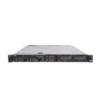 Server Dell R620, 2 x Intel Xeon Octa Core E5-2650 - 2.00 - 2.80GHz, 16GB DDR3, 4 x HDD 600GB SAS/10K, Perc H710, 4 x Gigabit, 2 x PSU