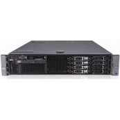 Server Dell PowerEdge R710, 2x Intel Xeon Quad Core E5540 2.53GHz - 2.80GHz, 32GB DDR3 ECC, 2x 600GB SAS/10k-2,5 inch, Raid Perc 6i, Idrac 6, 2 surse redundante, Second Hand Servere second hand