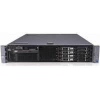 Server Dell PowerEdge R710, 2x Intel Xeon Quad Core E5540 2.53GHz - 2.80GHz, 32GB DDR3 ECC, 2x 600GB SAS/10k-2,5 inch, Raid Perc 6i, Idrac 6, 2 surse redundante