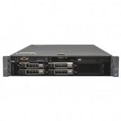 Server Dell PowerEdge R710, 2x Intel Xeon Quad Core X5550 2.66 – 3.06GHz, 32GB DDR3 ECC, 4 x 1TB SATA - 3.5 Inch, Raid Perc H200, Idrac 6 Enterprise, 2 surse redundante, Second Hand Servere second hand