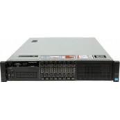 Server Dell PowerEdge R720, 2x Intel Xeon Deca Core E5-2660 V2 2.20GHz - 3.00GHz, 128GB DDR3 ECC, 4 x 900GB SAS/10k, Raid Perc H310 mini, Idrac 7, 2 surse HS, Second Hand Servere second hand