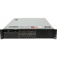 Server Dell PowerEdge R720, 2x Intel Xeon Hexa Core E5-2640 2.50GHz - 3.00GHz, 16GB DDR3 ECC, 2 x 600GB HDD SAS/10K, Raid Perc H710 mini, Idrac 7, 2 surse HS