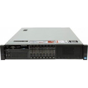 Server Dell PowerEdge R720, 2x Intel Xeon Hexa Core E5-2640 2.50GHz - 3.00GHz, 64GB DDR3 ECC, 2 x 600GB SAS/10K + 2 x 900GB HDD SAS/10K, Raid Perc H710 mini, Idrac 7, 2 surse HS, Second Hand Servere second hand