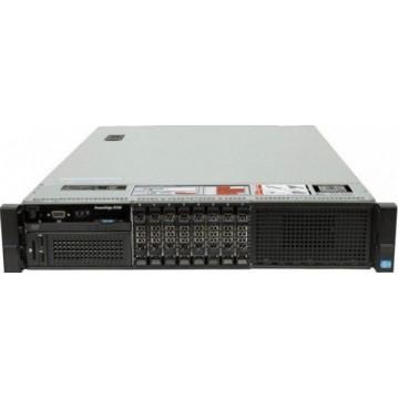 Server Dell PowerEdge R720, 2x Intel Xeon Hexa Core E5-2640 2.50GHz - 3.00GHz, 96GB DDR3 ECC, 2 x 600GB SAS/10K + 2 x 900GB HDD SAS/10K, Raid Perc H710 mini, Idrac 7, 2 surse HS, Second Hand Servere second hand