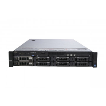 Server Dell PowerEdge R720, 2x Intel Xeon Deca Core E5-2650L V2, 1.70GHz - 2.10GHz, 48GB DDR3 ECC, 4 x 2TB HDD SATA, Raid Perc H710 mini, Idrac 7 Enterprise, 2 surse HS, Second Hand Servere second hand