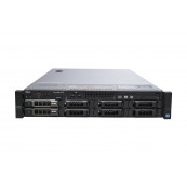 Server Dell PowerEdge R720, 2x Intel Xeon Deca Core E5-2650L V2 1.70GHz - 2.10GHz, 64GB DDR3 ECC, 2x 3TB HDD SATA + 4 x 2TB HDD SATA, Raid Perc H710 mini, Idrac 7 Enterprise, 2 surse HS, Second Hand Servere second hand
