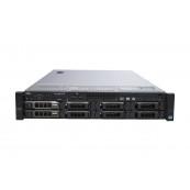 Server Dell PowerEdge R720, 2x Intel Xeon Deca Core E5-2650L V2, 1.70GHz - 2.10GHz, 96GB DDR3 ECC, 2 x HDD 900GB SAS + 2x 3TB HDD SATA + 4 x 2TB HDD SATA, Raid Perc H710 mini, Idrac 7 Enterprise, 2 surse HS, Second Hand Servere second hand