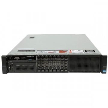 Server Dell PowerEdge R720, 2x Intel Xeon Hexa Core E5-2640 2.50GHz - 3.00GHz, 16GB DDR3 ECC, 2 x 146GB HDD SAS/10K, Raid Perc H710 mini, Idrac 7, 2 surse HS, Second Hand Servere second hand