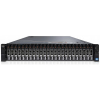Server Dell PowerEdge R720XD, 2x Intel Xeon Hexa Core E5-2620 2.00GHz - 2.50GHz, 128GB DDR3 ECC, 6 x 900GB SAS/10k/2,5 + 2 x 1.2TB SAS/10k/2.5, Raid Perc H710 mini, Idrac 7 Enterprise, 2 surse HS