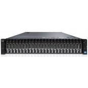 Server Dell PowerEdge R720XD, 2x Intel Xeon Hexa Core E5-2640 2.50GHz - 3.00GHz, 128GB DDR3 ECC, 6 x 600GB SAS/10k/2,5 + 2 x 1.2TB SAS/10k/2.5, Raid Perc H710 mini, Idrac 7 Enterprise, 2 surse HS, Second Hand  Servere second hand