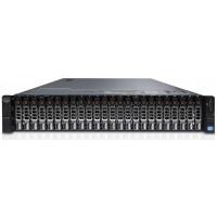 Server Dell PowerEdge R720XD, 2x Intel Xeon Hexa Core E5-2640 2.50GHz - 3.00GHz, 384GB DDR3 ECC, 26 x 1.2TB SAS/10k/2.5, Raid Perc H710 mini, Idrac 7 Enterprise, 2 surse HS, Second Hand