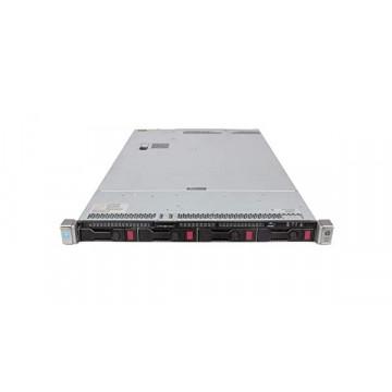 Server HP ProLiant DL360 G9 1U 2 x Intel Xeon Hexa Core E5-2620 V3 2.40GHz - 3.20GHz, 256GB DDR4 ECC Reg, 2 x SSD 960GB + 4 x 4TB HDD SAS/7.2k, Raid HP P440ar/2GB, 2port 10Gb/40Gb 544FLR-QSFP + 4 x Gigabit, iLO 4 Advanced, 2xSurse HS, Refurbished Servere