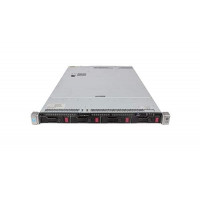 Server HP ProLiant DL360 G9 1U, 2 x Intel Xeon Octa Core E5-2630 V3 2.40GHz - 3.20GHz, 128GB DDR4 ECC Reg, 2 x SSD 480GB + 2 x 4TB HDD SAS/7.2k, Raid HP P440ar/2GB, 2port 10Gb/40Gb 544FLR-QSFP + 4 x Gigabit, iLO 4 Advanced, 2x Surse HS