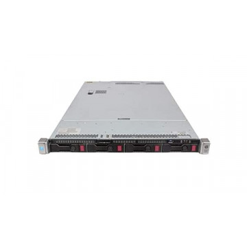 Server HP ProLiant DL360 G9 1U, 2 x Intel Xeon Octa Core E5-2630 V3 2.40GHz - 3.20GHz, 128GB DDR4 ECC Reg, 2 x SSD 480GB + 2 x 4TB HDD SAS/7.2k, Raid HP P440ar/2GB, 2port 10Gb/40Gb 544FLR-QSFP + 4 x Gigabit, iLO 4 Advanced, 2x Surse HS, Refurbished Server