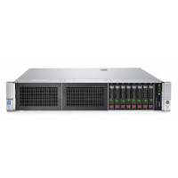 Server HP ProLiant DL380 G9 2U, 2x CPU Intel Hexa Core Xeon E5-2620 V3 2.40GHz - 3.20GHz, 128GB RAM, 2 X 480GB SSD + 2 x 1.2TB HDD SAS/10k, Raid P440ar/2GB, iLO4 Advanced, 2 x Surse
