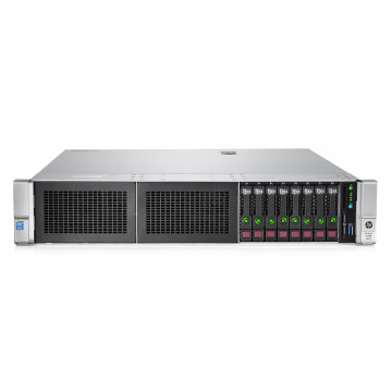 Server HP ProLiant DL380 G9 2U, 2x CPU Intel Hexa Core Xeon E5-2620 V3 2.40GHz - 3.20GHz, 128GB RAM, 2 X 480GB SSD + 2 x 1.2TB HDD SAS/10k, Raid P440ar/2GB, iLO4 Advanced, 2 x Surse, Second Hand Servere second hand
