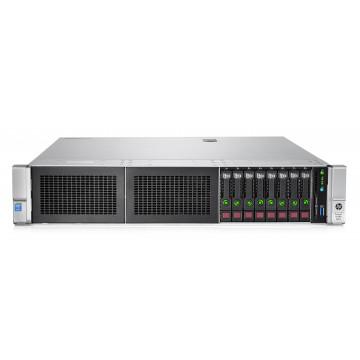 Server HP ProLiant DL380 G9 2U, 2x CPU Intel Hexa Core Xeon E5-2620 V3 2.40GHz - 3.20GHz, 128GB RAM, 2 X 480GB SSD + 4 x 1.2TB HDD SAS/10k, Raid P440ar/2GB, iLO4 Advanced, 2 x Surse, Second Hand Servere second hand