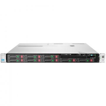 Server HP ProLiant DL360P G8, 1U, 2x Intel Deca Core Xeon E5-2660 V2 2.20GHz - 3.00GHz, 64GB DDR3 ECC Reg, 2 x HDD 900GB SAS/10k, Raid P420i/1GB, 2 X 10Gb SFP+, iLO 4 Advanced, 2x Surse 750W, Second Hand Servere second hand