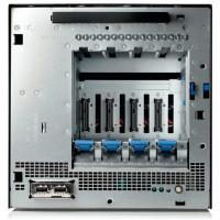 MicroServer HPE ProLiant G10, CPU Dual Core AMD Opteron X3216 1.6GHz-3.0GHz, 16GB DDR4 ECC, RAID Marvell 88SE9230 RAID 0/1/10 only, 2 x HDD 4TB SATA, 2 x Gigabit Intel + 2 x Gigabit BCM LOM, PSU 200W