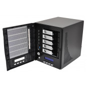NAS Thecus N5550 5 Bay Enterprise Tower Server, Second Hand Retelistica