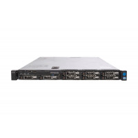 Server Dell PowerEdge R320, 1x Intel Xeon Hexa Core E5-2440, 2.40GHz - 2.90GHz, 16GB DDR3 ECC, 2 x 600GB HDD SAS/10K, DVD-ROM, Raid Perc H710 mini, Idrac 7 Enterprise, 2 surse HS