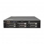 Server Dell PowerEdge R710, 2x Intel Xeon Quad Core E5504, 2.0GHz, 48GB DDR3 ECC, 2x 1TB SAS/7,2K + 2 x 450GB SAS/10K, Raid Perc 6i, Idrac 6 Express, 2 surse redundante Servere second hand
