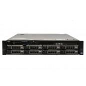 Server Dell PowerEdge R720, 2x Intel Xeon Octa Core E5-2650 V2, 2.60GHz - 3.40GHz, 48GB DDR3 ECC, 2 x 1TB HDD SATA + 2 x 2TB HDD SATA, Raid Perc H710 mini, Idrac 7 Enterprise, 2 surse HS, Second Hand Servere second hand