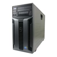 Server Dell PowerEdge T610 Tower, 2 x Intel Xeon Hexa Core X5650 2.66GHz - 3.06GHz, 48GB DDR3-ECC, Raid Perc 6i, 2 x 450GB SAS/15K + 4 x 2TB HDD SATA, DVD-ROM, Idrac 6 Enterprise, 2 PSU Hot Swap