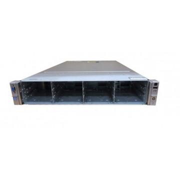 Server HP ProLiant DL380e G8, 2U, 2x Intel Octa Core Xeon E5-2450L 1.8 GHz-2.3GHz, 16GB DDR3 ECC Reg, 14 x 3,5 inch bays, no HDD, Raid Controller HP SmartArray P420/1GB, iLO 4 Advanced, 2x Surse Hot Swap 750W, Second Hand Servere second hand