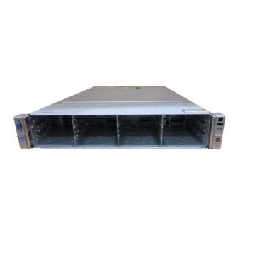 Server HP ProLiant DL380e G8, 2U, 2x Intel Octa Core Xeon E5-2450L 1.8 GHz-2.3GHz, 64GB DDR3 ECC Reg, 14 x 3,5 inch bays, no HDD, Raid Controller HP SmartArray P420/1GB, iLO 4 Advanced, 2x Surse Hot Swap 750W, Second Hand Servere second hand