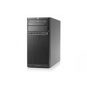Server HP ProLiant ML110 G7 Tower, Intel Core i3-2120 3.30GHz, 16GB DDR3 ECC, RAID P212/256MB, 2 x HDD 2TB SATA, DVD-ROM, PSU 350W, Second Hand Servere second hand