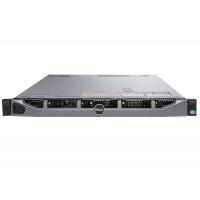 Server Refurbished Dell R620, 2 x Intel Xeon Hexa Core E5-2620 - 2.0GHz up to 2.5GHz, 128GB DDR3, 2 x 600GB SAS/10K + 4 x 900GB SAS/10K, Perc H710/512MB, 2 x Gigabit, 2 x PSU