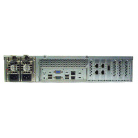 Server SnapServer XSR120, Intel Quad Core Xeon 3.1GHz, 8GB DDR3 ECC DIMM, Up to 12 x SATA, SAS or SSD, 2U, 2 x 1GbE Ethernet