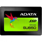 SSD ADATA Ultimate SU650, 240GB, 3D TLC NAND, 2.5 inch, SATA-III, ASU650SS-240GT-C Componente Laptop