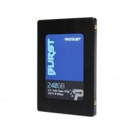 SSD Patriot Burst, 240GB, SATA-III, 2.5 inch