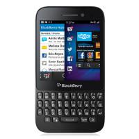 Telefon Mobil BlackBerry Q5 Black, Ecran 3.1 Inch IPS, 2GB RAM, MicroSim, BlackBerry OS 10.2, 8GB Memorie, TouchScreen, Wi-Fi, GPS