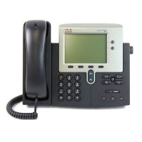 Telefon NOU CISCO Unified IP 7941G POE, SIP/UC500, Fara alimentator